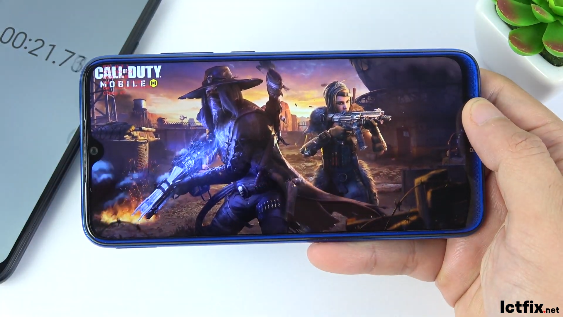 Redmi Note 8 Call of Duty Gaming test